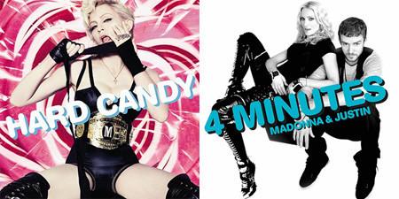 Madonna de D&G en su nuevo disco: Hard Candy