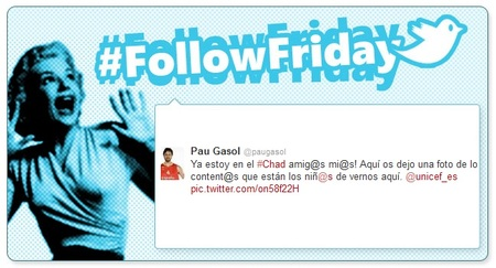 #FollowFriday: Los mejores twitpics de la semana (XX)