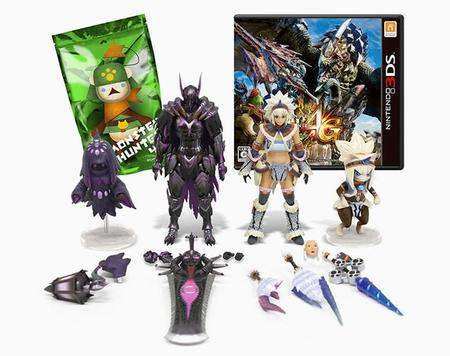 Monster Hunter 4g Limited Edition