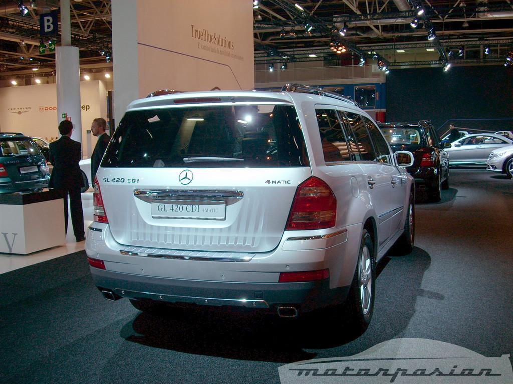Foto de Mercedes-Benz en el Salón de Madrid (18/40)