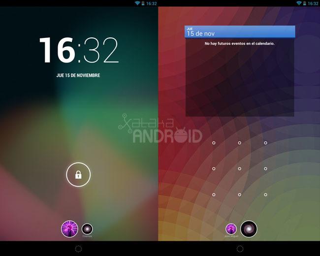 Multiusuarios en Android 4.2 (Jelly Bean)