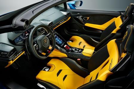 Lamborghini Huracan Evo Spyder Rwd 7