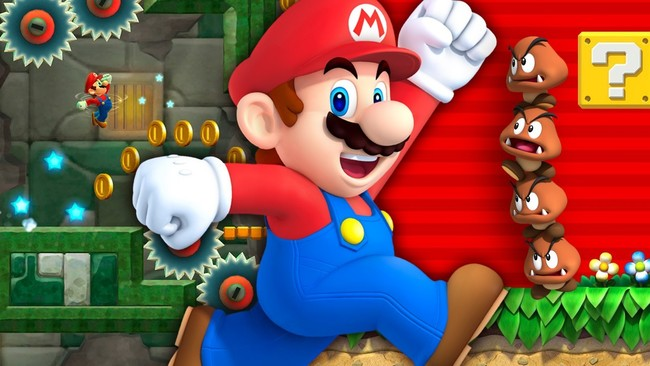 Super Mario Run Android Pre Registration Now Available Mung
