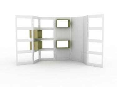 Parawall, un práctico separador de espacios modular