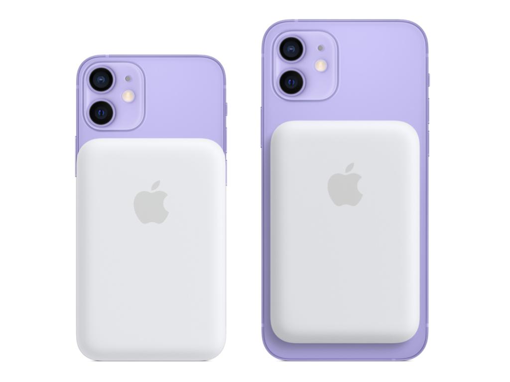 Apple lanza una batería portátil que se adhiere con imanes al iPhone 12: MagSafe por fin sirve para algo más que fundas y cargadores
