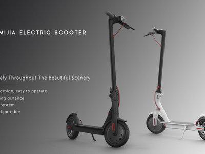 Xiaomi Mi Electric Scooter, el patinete eléctrico de Xiaomi, por 419,90 euros y envío gratis