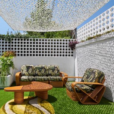 Una casa en Cabrera del Mar de diseño contemporáneo que juega con la luz del mediterráneo