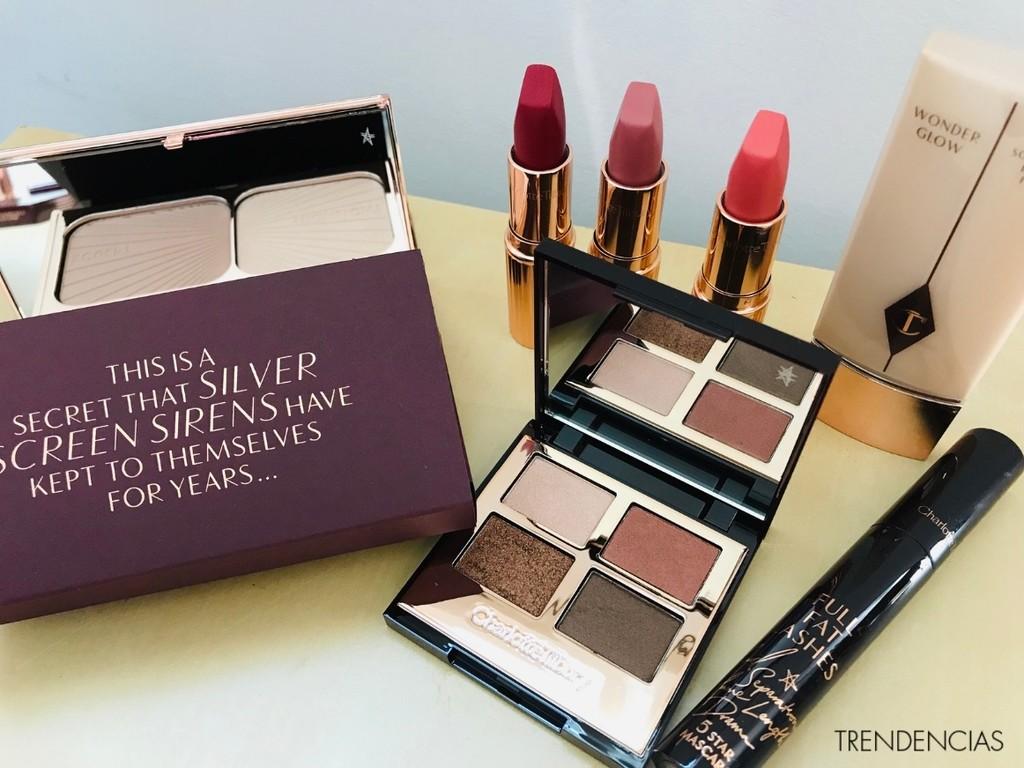 Probamos los must makeup de Charlotte Tilbury: es el maquillaje de las estrellas por una buena razón