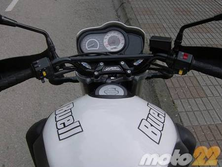 Buell Lightning XB12STT