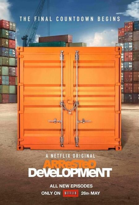 Imagen con el cartel de la cuarta temporada de