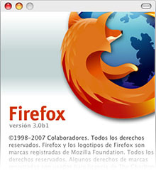 Mozilla Firefox 3.0 Beta 1: Primeras impresiones