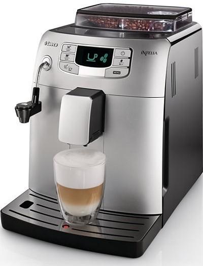 Philips Saeco Intelia Class, la cafetería en casa