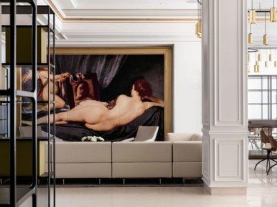 Un hotel lleno de arte e historia en el centro de Madrid