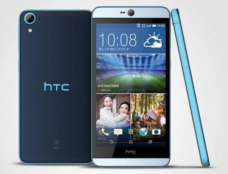 Desire 826, el nuevo Android de HTC