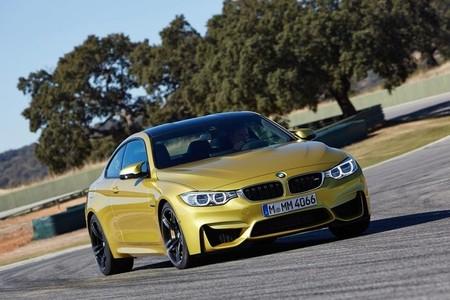 BMW M4 2014 - dinámica