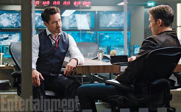 Foto de 'Capitán América: Civil War', nuevas imágenes oficiales (5/8)