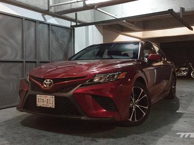 Toyota Camry, esta semana en el garaje de Motorpasión México