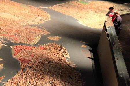 Nueva York a tus pies: dónde ver la maqueta más grande de la ciudad de los rascacielos