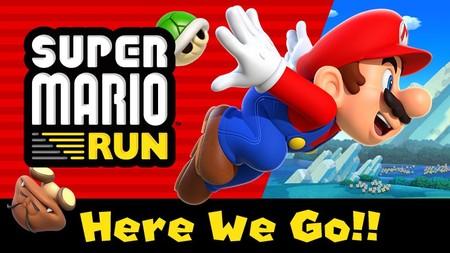 El Rey de las plataformas contraataca: Super Mario Run ya está disponible en dispositivos Android