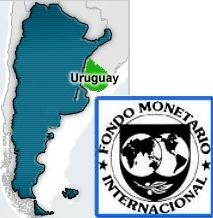 Uruguay paga al Fondo Monetario