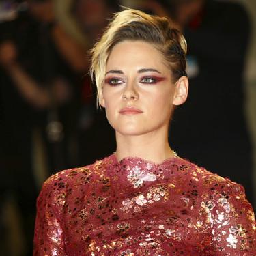 Kristen Stewart capta todas las miradas en la alfombra roja del estreno de 'Seberg' en el Festival de Venecia 2019
