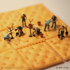 Foto 8 de 8 de la galería miniature-calendar en Directo al Paladar