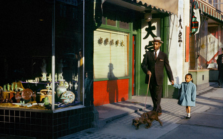 Frez Herzog. Black Man Pender, 1958