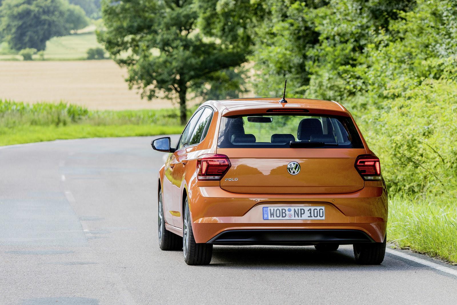 Foto de Volkswagen Polo 2018, toma de contacto (36/59)