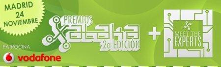 La segunda edición de Meet The Experts y la presentación de los premios Xataka se celebrará en Madrid el 24 de noviembre. ¿Te apuntas?