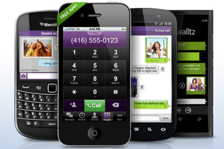 Viber llega a Windows Phone y BlackBerry: te dejará mudo