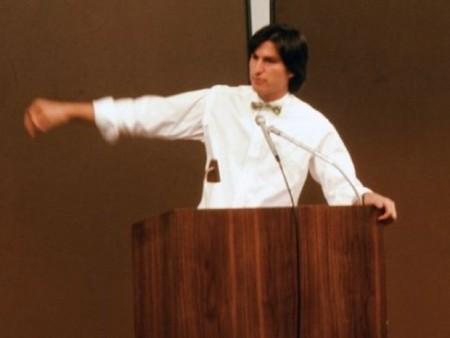 Steve Jobs en la charla de Aspen