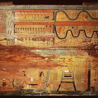 Éste podría ser el 'libro' ilustrado más antiguo del mundo y tiene 4.000 años