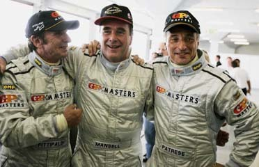 Se acabó el Grand Prix Masters para las viejas glorias de la Fórmula 1