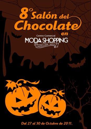 VIII Salón del chocolate de Madrid dedicado a Halloween