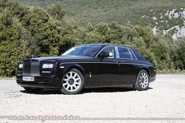 Rolls-Royce Phantom Prueba 24 650