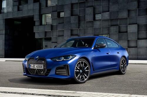 BMW i4 + BMW i4 M50: lujo y eficiencia para el día a día o 544 hp del primer M eléctrico de la marca