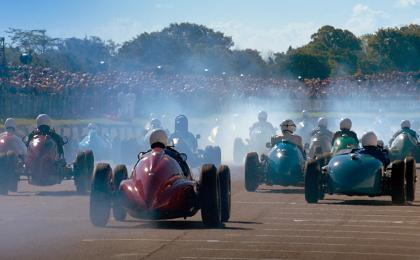 Goodwood Revival, otra fiesta del motor