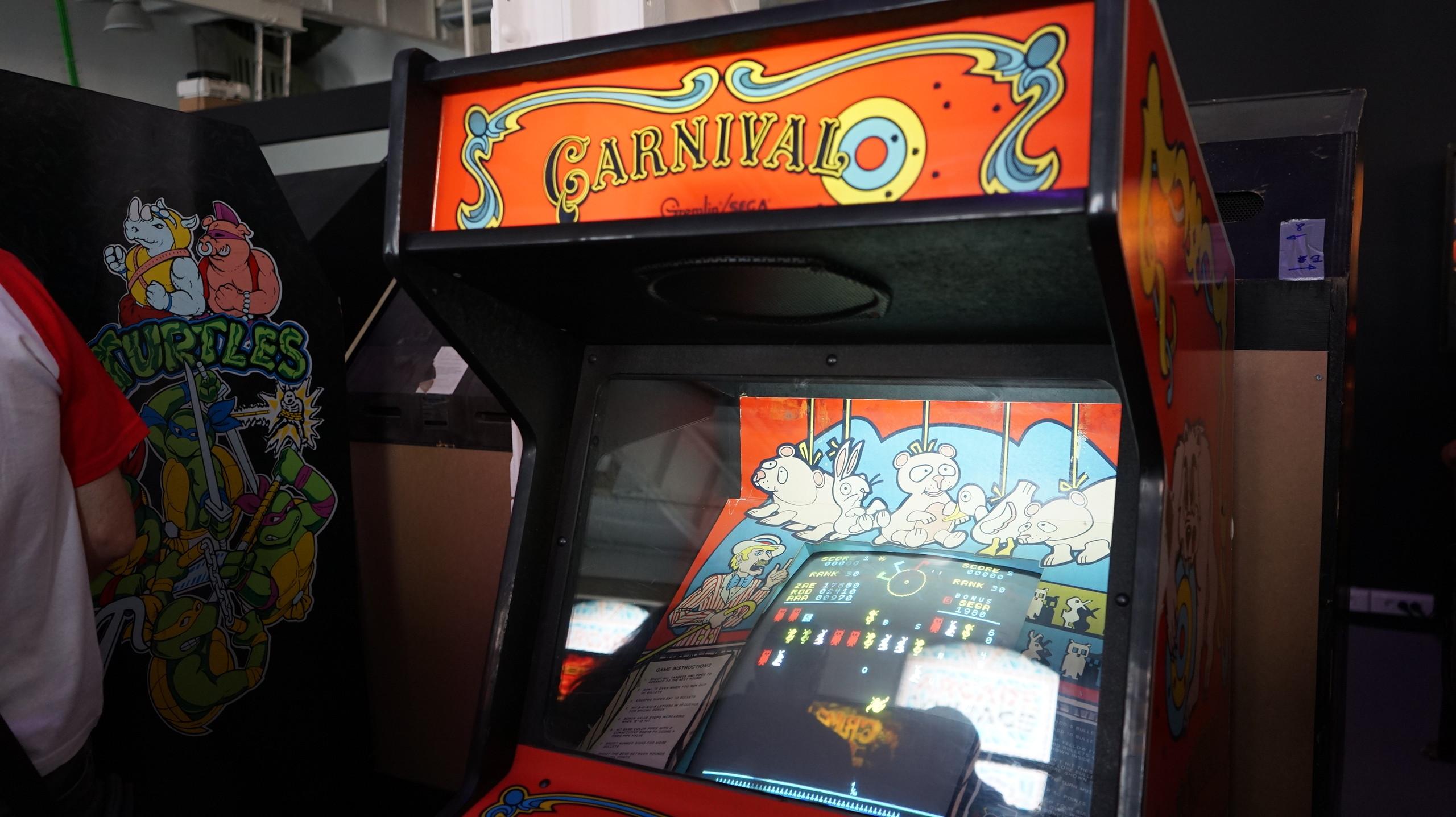 Foto de Museo máquinas Arcade (26/46)