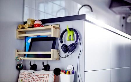 Las mejores ideas de Ikea para aprovechar también los laterales de los muebles