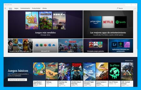 Microsoft está trabajando en una nueva tienda para Windows 10: Microsoft Store estará abierta a todas las aplicaciones y juegos