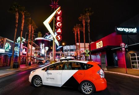 Yandex Sdc Las Vegas Night