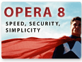 Consigue la versión de pago de Opera 8 de forma gratuita