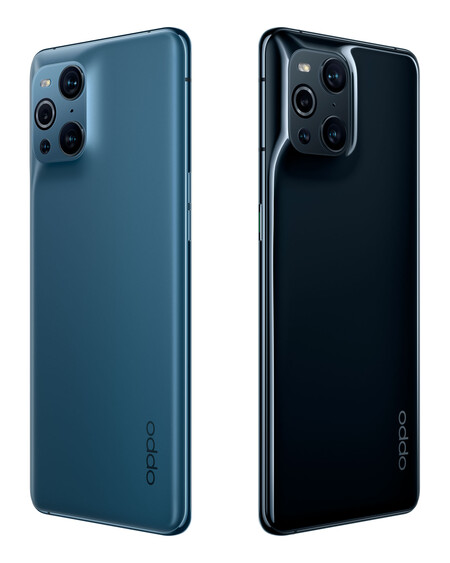Oppo Find X3 Pro Colores