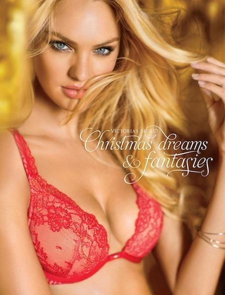 La felicitación taquicárdica de los Ángeles de Victoria's Secret ¡OMG!