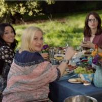 Tina Fey y Patricia Arquette celebran el último día arreable de Julia Louis-Dreyfus, la imagen de la semana