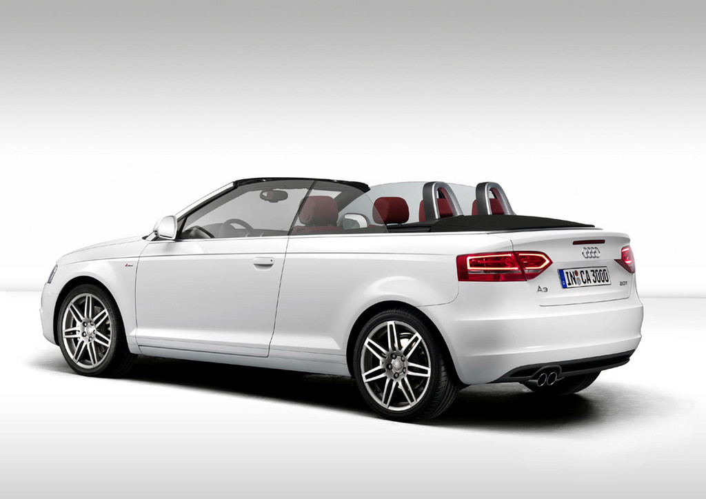 audi a3 cabrio 17 48. Black Bedroom Furniture Sets. Home Design Ideas
