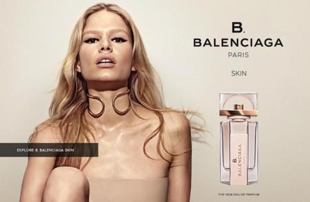 Balenciaga ataca de nuevo, y nos presenta nuevo perfume de la mano de Anna Ewers