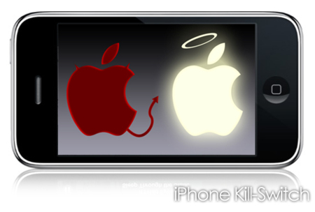 Kill-Switch o cómo Apple puede desinstalar aplicaciones remontamente del iPhone