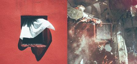 4.380 días y un derribo: la historia de la ventana roja de Estambul, en imágenes