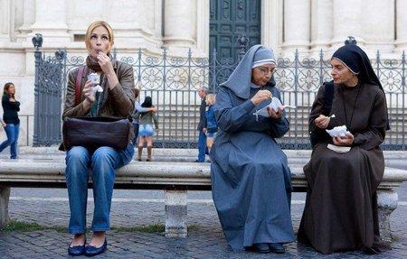 'Come, reza, ama', Julia Roberts descubre las claves de la felicidad